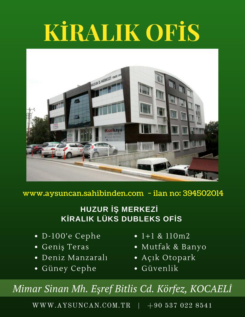 kiralık ofis